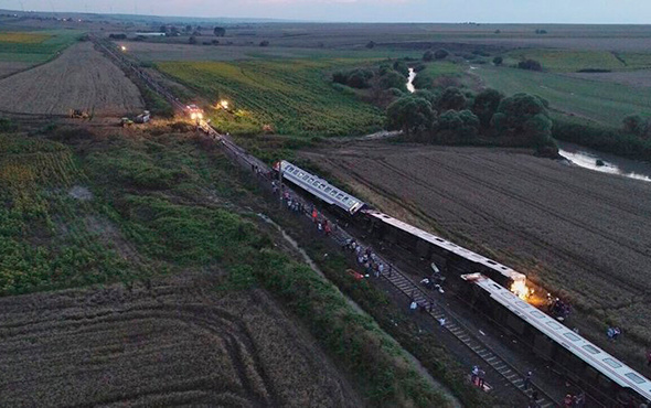 Türkiye'deki büyük tren kazaları: 95 kişi ölmüştü!
