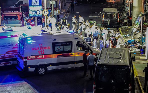 Atatürk Havalimanı'ndaki terör saldırısı davasında istenen cezalar