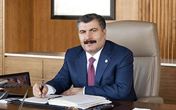 Sağlık Bakanı Fahrettin Koca kimdir nereli?