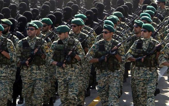 Devrim Muhafızları'ndan açıklama! İzin vermeyeceğiz!