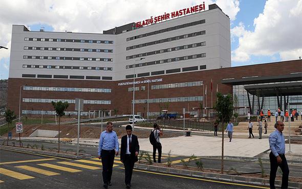 Bir şehir hastanesi daha hizmette