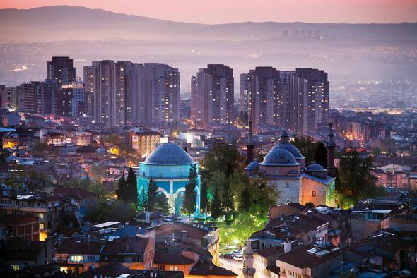 Dünyanın en yaşanabilir şehirleri belli oldu! Türkiye'den sadece bir tane - Sayfa 1