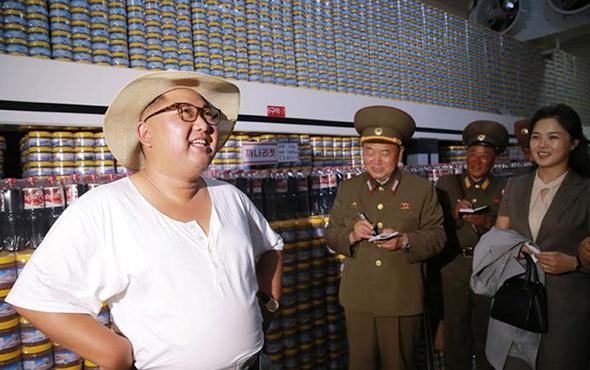 Kim Jong-un'un fanilası dünyanın dilinde!