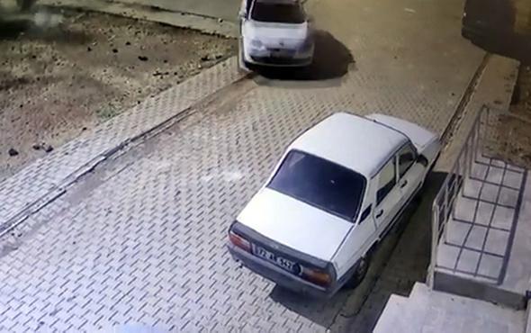Şanlıurfa'da cinayetle biten silahlı saldırı kamerada!