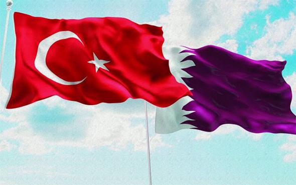 Katar'dan Türkiye'ye destek açıklaması! Kardeş Türk halkı...