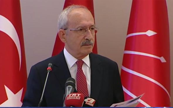Kılıçdaroğlu, tartışmalara son noktayı koydu