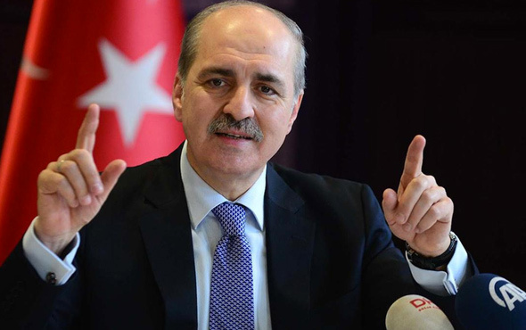 AK Parti'de Numan Kurtulmuş'a yeni görev