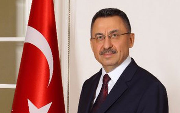 Cumhurbaşkanı Yardımcısı Oktay'dan ABD'ye 'yaptırım' tepkisi