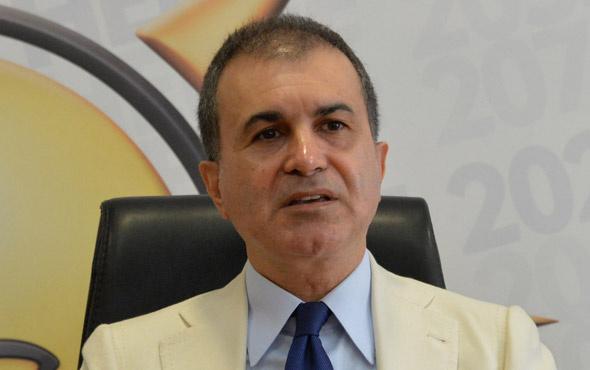 Ömer Çelik'ten Gül'e 'hain' diyen AK Partili Hamza Dağ'a tepki