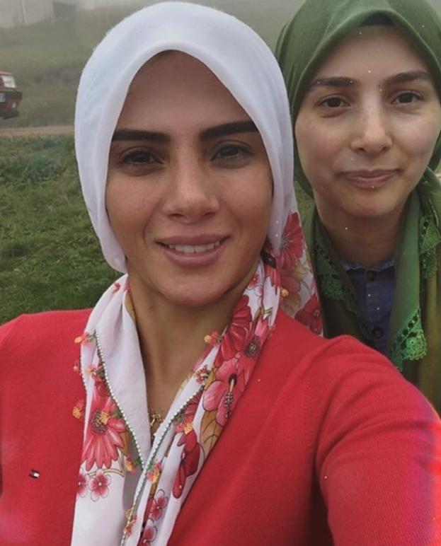 Survivor Sabriye'nin yemeni fotoğrafına beğeni yağdı