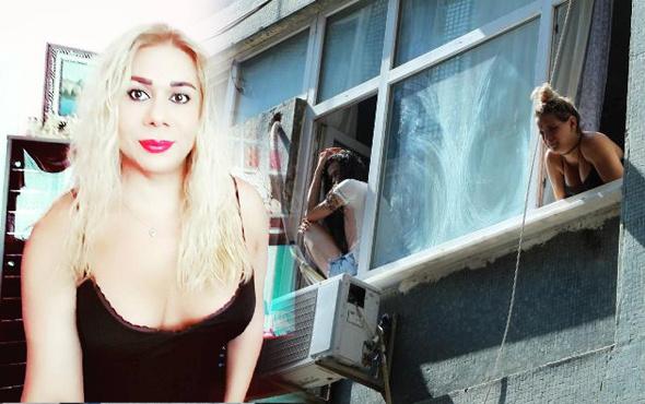 Duyan pencereye koştu boğazı kesilerek öldürüldü!