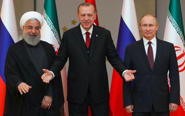 Cumhurbaşkanı Erdoğan İran'a gidiyor!