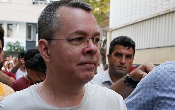 Brunson'la ilgili yeni gelişmeyi avukatı açıkladı