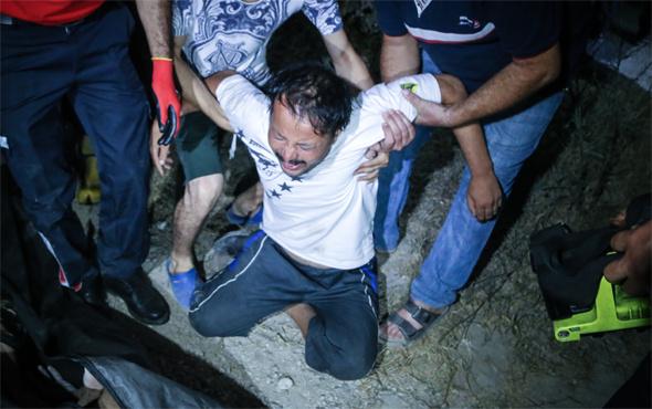 Sulama kanalına giren gencin cesedi bulundu