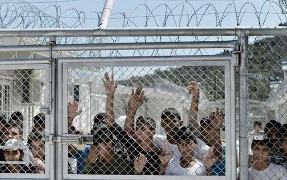 Mülteci kampında şiddet! 'Suriye'deki savaşın daha çirkin hali'...