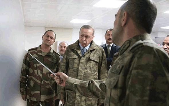 İnce apoletlerini sökecekti! Yeni rütbesini Erdoğan takacak