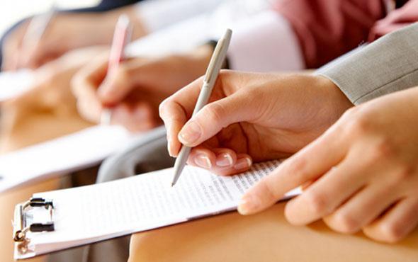 Öğretmen mülakat sınavı sözlü sınav merkezi il listesi-2018