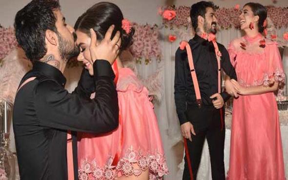 Seda Tosun nişanlandı
