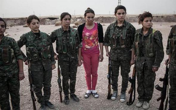 YPG'nin çocuk istismarı devam ediyor!