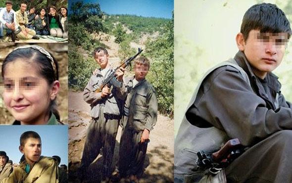 PKK'nın korkunç yöntemi! Bir arabaya koyup götürüyorlar