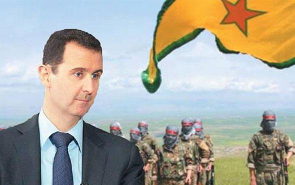Esad, YPG'ye özerklik verecek! Bomba iddiayı Rus basını yazdı...
