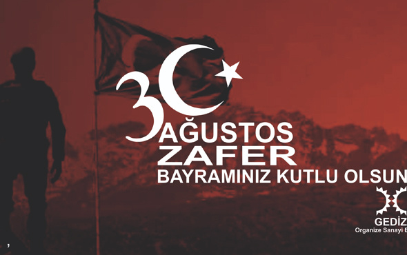 30 Ağustos kutlama sözleri Zafer Bayramı resimli mesajları