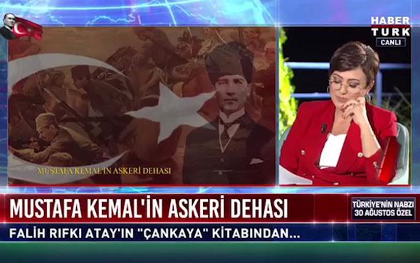 Didem Arslan canlı yayında gözyaşlarına boğuldu