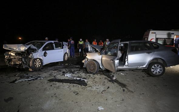 Muğla'da korkunç kaza ölü ve yaralılar var