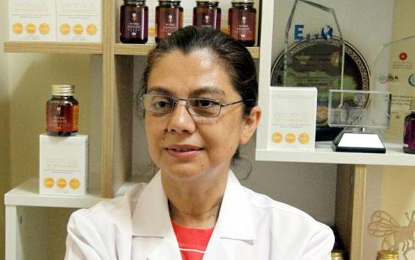 Prof. Dr. Sibel Silici kansere karşı gıda takviyesi üretti