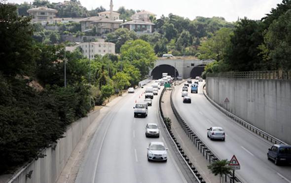 Tantavi Tüneli'ne ses bariyeri talebi
