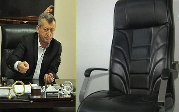 CHP'li belediye başkanına şok! Koltuğuna haciz geldi