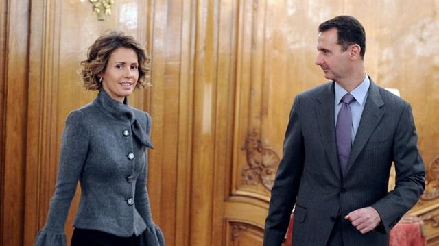 Suriye Devlet Başkanı Beşar Esad'ın eşi Esma Esad kanser oldu