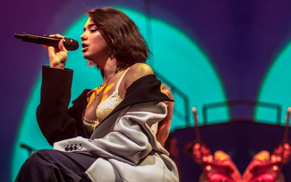 Dua Lipa, Türkiye konseri öncesi istekleriyle 'yok artık' dedirtti