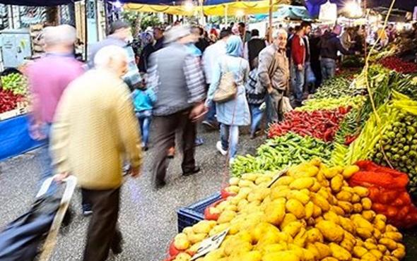 İstanbul'da ağustos enflasyonu belli oldu