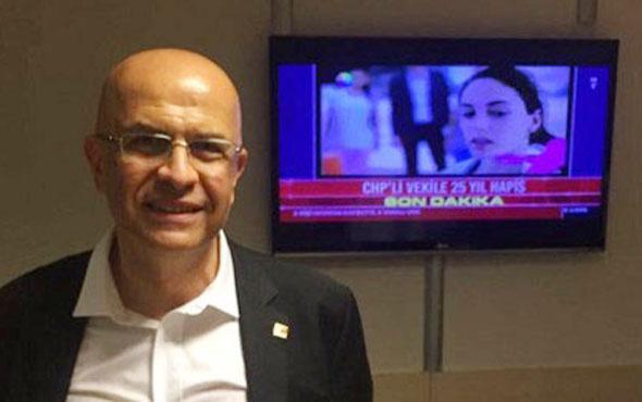 Yargıtay'dan Enis Berberoğlu'na bir ret daha!