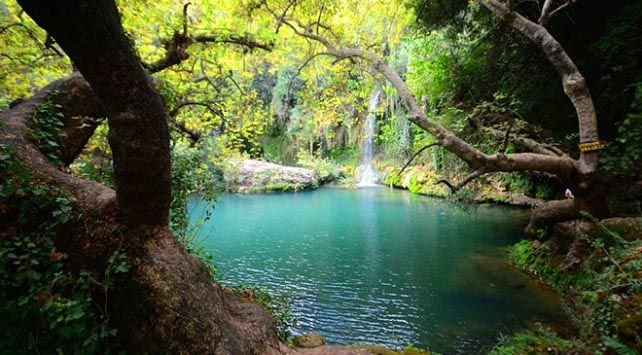 Antalya'nın keşfedilmemiş saklı cenneti - Sayfa 1