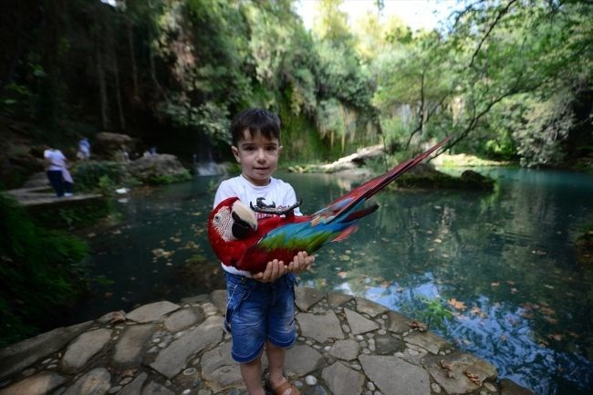 Antalya'nın keşfedilmemiş saklı cenneti - Sayfa 3