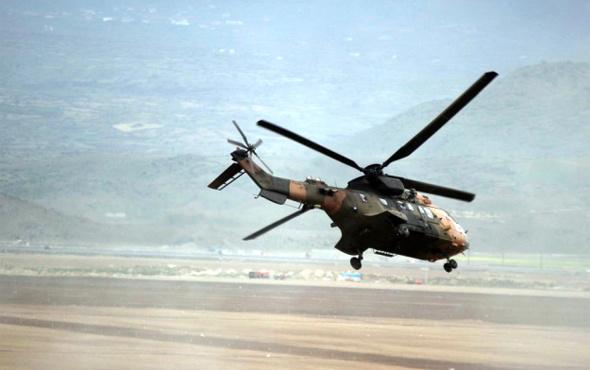 Suriye'de muhalifler helikopter vurdu iddiası