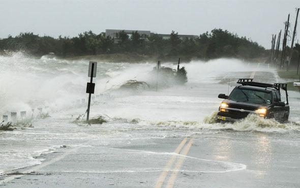 ABD'ye Florence kasırgası geliyor! 1 Milyon kişi tahliye edilecek