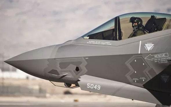 Flaş gelişme! F-35'in gizli verileri Türk pilotlarda