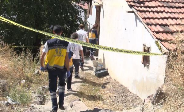 Ankara'da vahşet elleri kelepçeli, ağzı bantlı olarak ölü bulundu