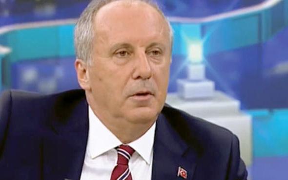 Muharrem İnce İstanbul adayı mı? CHP'den açıklama