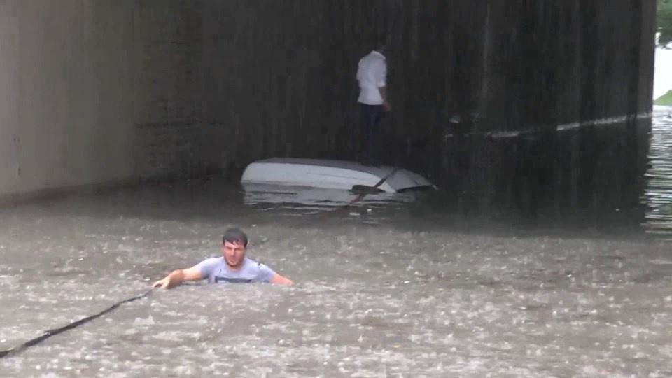 Üsküdar ve Hadımköy sele gitti! İstanbul'da şiddetli yağmur var - Sayfa 2