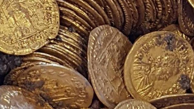 Roma döneminden kalma hazine bulundu - Sayfa 4