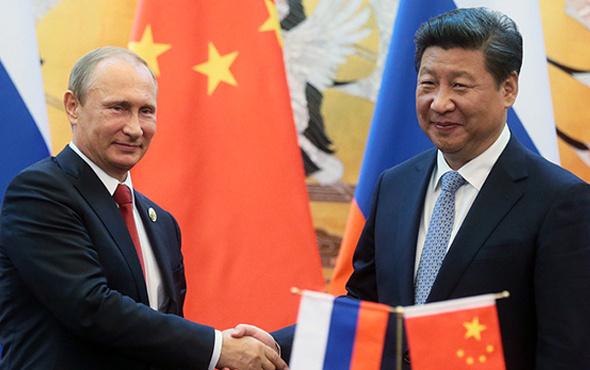 Rusya ve Çin'den ABD dolarına darbe!