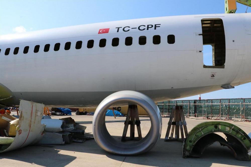 Trabzon'daki belediyeler o uçağın kentte kalmasını istiyor - Sayfa 1
