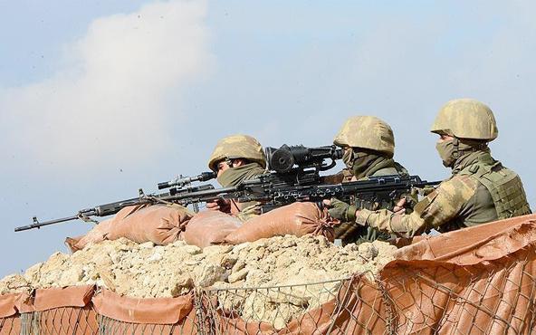 Bingöl'de terör örgütü PKK'ya darbe