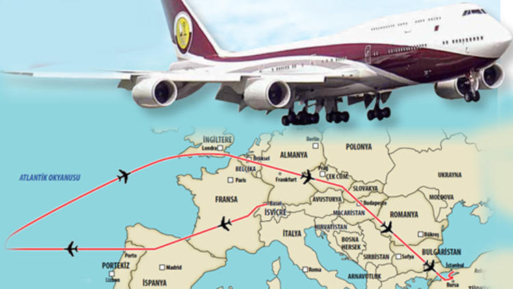 Erdoğan'a hediye edilen uçaktan 7 ülkenin filosunda var! İşte özellikleri...