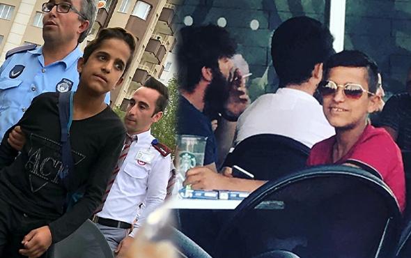 Starbucks'ta boş masaları satan Suriyeli Adem'e müdahale