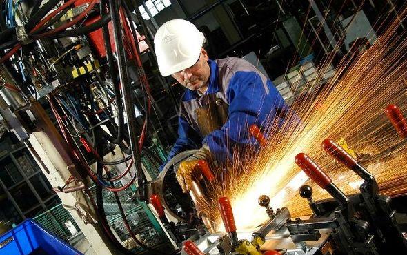 Sanayi üretimi temmuz ayı rakamları belli oldu
